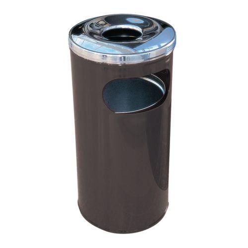 Ash Bins 37 litre combined ash/litter bins