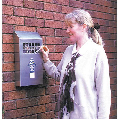 Ash Bins Outdoor ashtrays