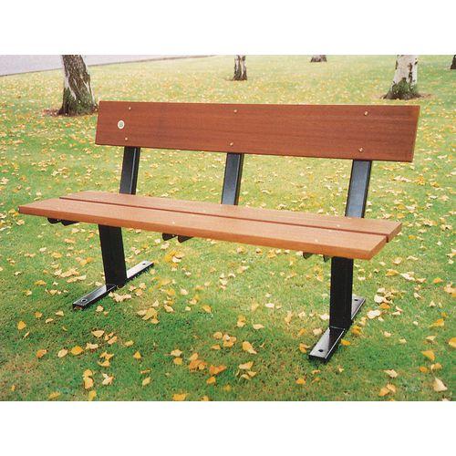 Wooden bench seats - Bramley seat