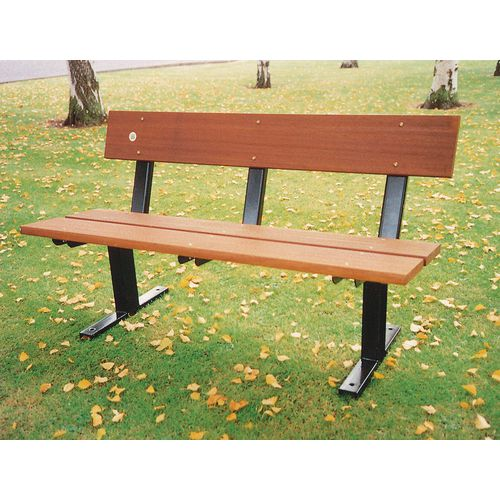 Wooden bench seats - Bramley seat