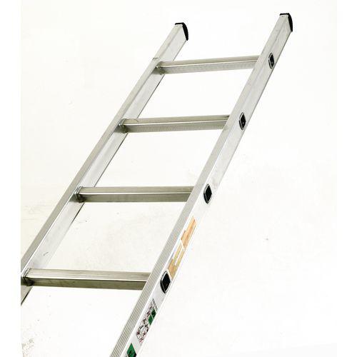 EN131 aluminium industrial ladders - Single section