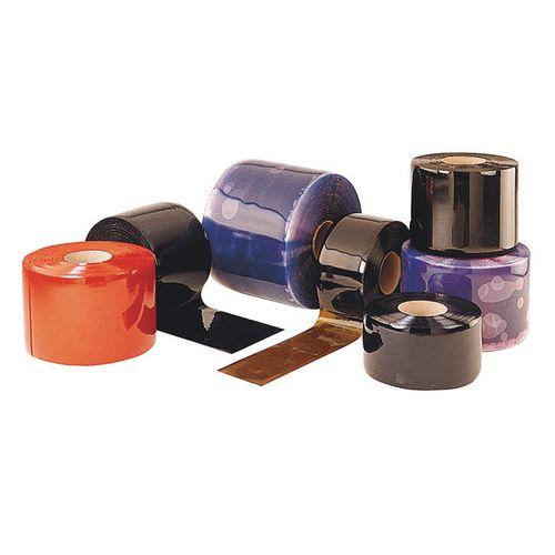 Internal PVC strip doors - Replacement rolls - 50m rolls