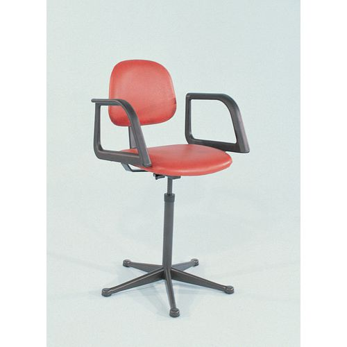 Low and high base chairs accessories, polyurethane arms