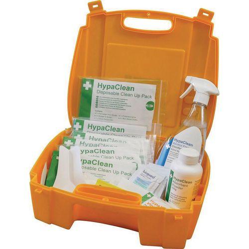Body fluid spill kits - 6 applications