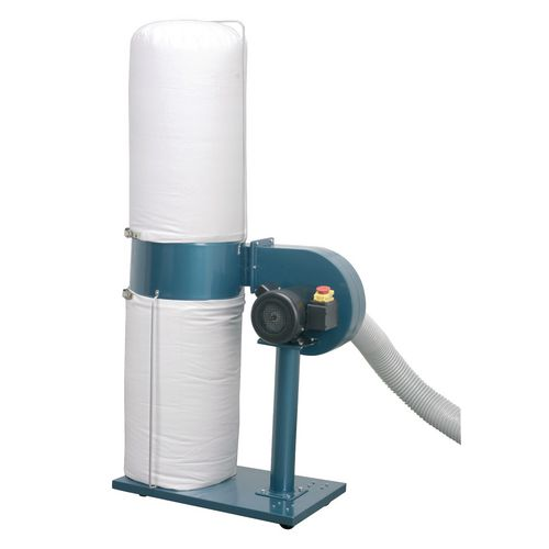 Dust and chip extractors - Double inlet extractor, capacity 20 cu.m per min