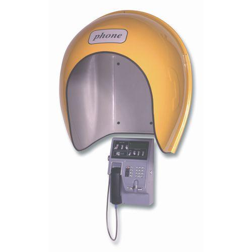Acoustic telephone hoods - standard