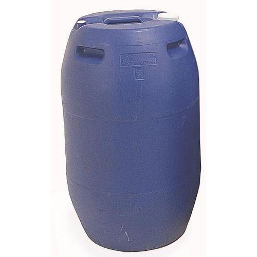 Closed top polyethylene drums