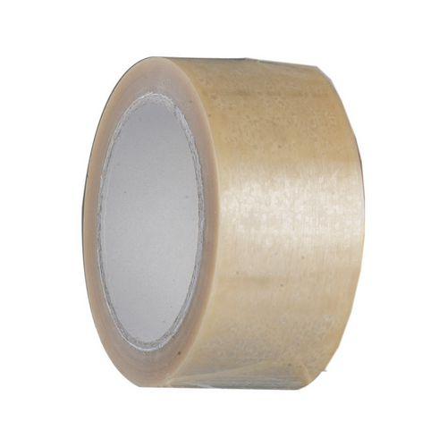 Vinyl tape bulk pack 24mm - clear