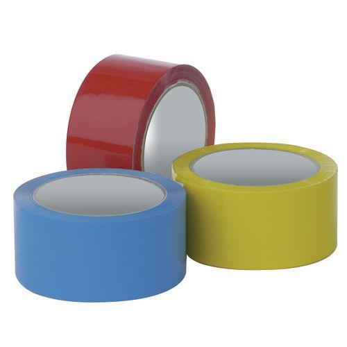 Vinyl tape bulk pack 24mm - yellow