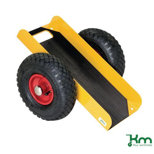 Konga twin wheeled carrier