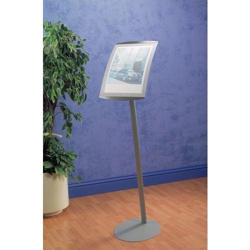 Certificate / Photo Frames Freestanding poster frames - silver