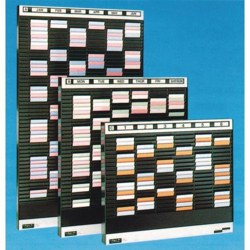Attendance Machines Card racks