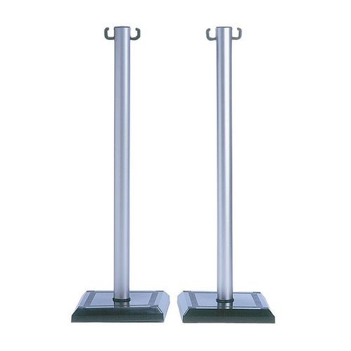 Economy rope barrier - standard posts