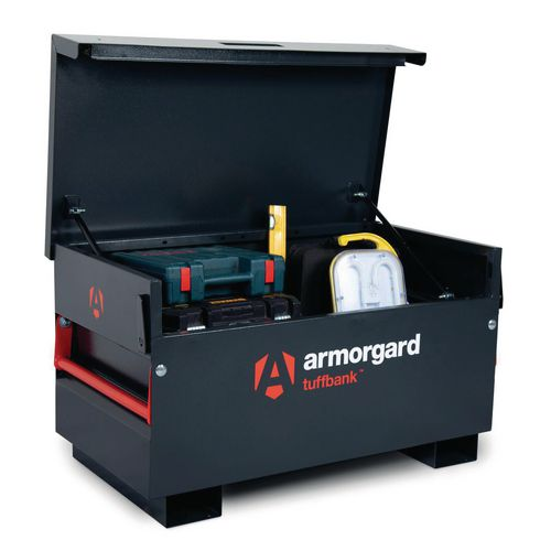 Armorgard security toolchests, H x W x D - 1275 x 665 x 675mm