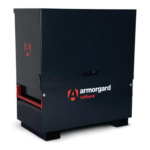 Armorgard security toolchests, H x W x D - 1275 x 1275 x 675mm