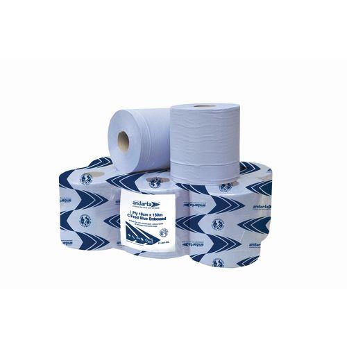 Centre feed rolls