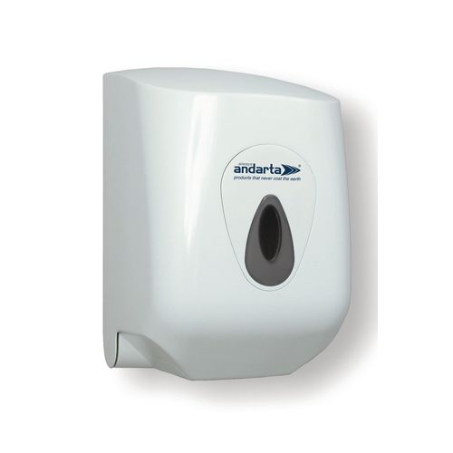 Hand Towels & Dispensers Dispenser for centre feed rolls