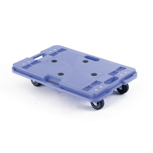 Silentmaster® interconnecting plastic dolly