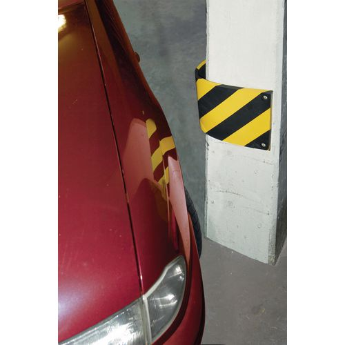 Column protection guards