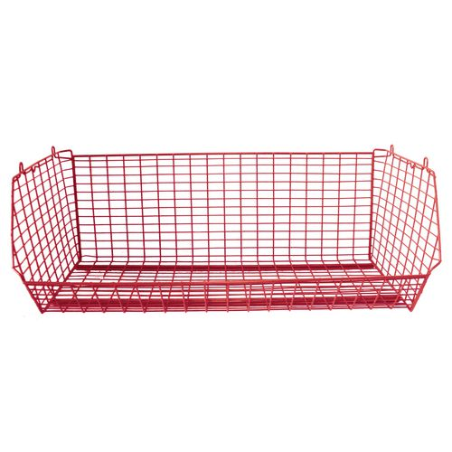 Containers Open fronted wire basket containers - Static