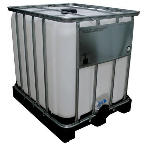 IBC Containers with plastic pallet