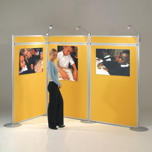 Mightyboard display panel system