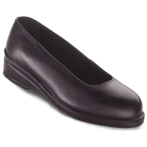 Ladies safety court shoes