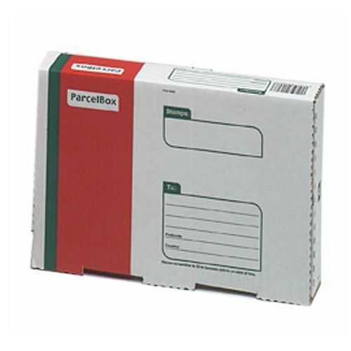 Boxes Printed parcel box, extra small