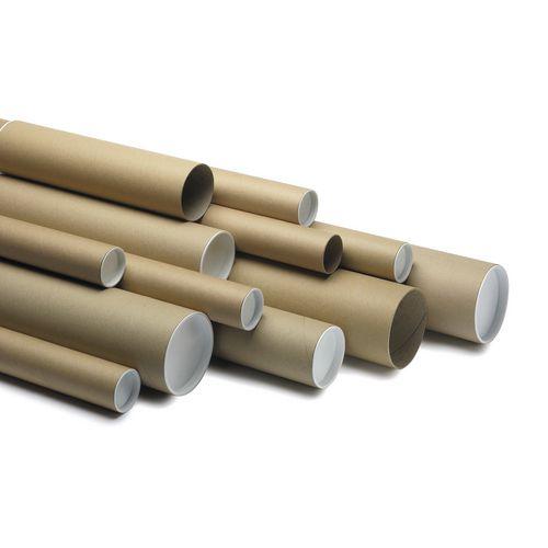 Postal tubes, 75mm dia. x 760mm long