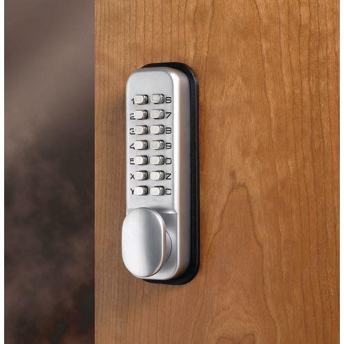 Mechanical push button digital locks - standard lock