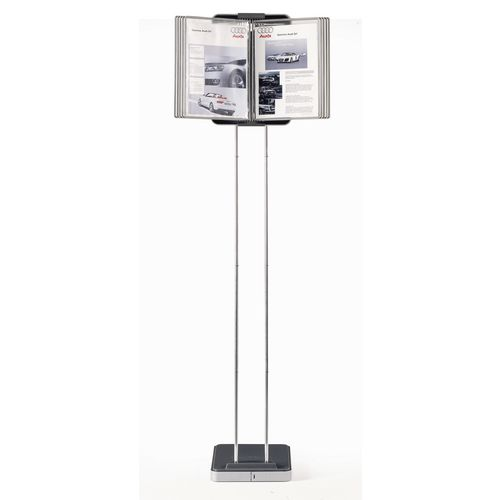 Info stand solo - stand for display pockets