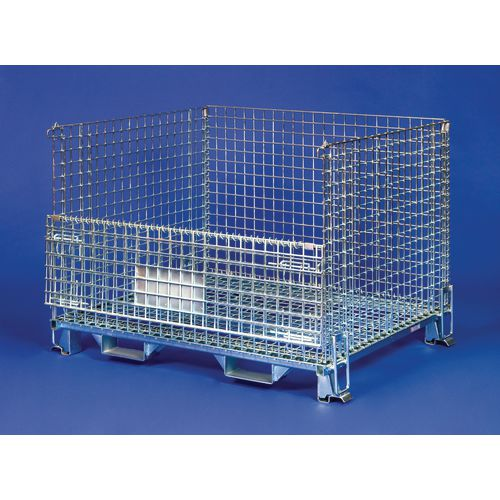 Heavy Duty Collapsible Hypacage, 1500Kg Rated Unit