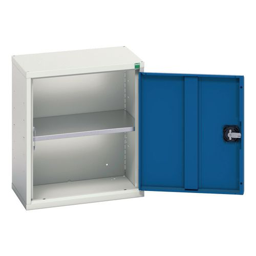 Tool Boxes Bott wall mounted lockable tool cabinets, 750 x 350 x 600mm with 1 shelf