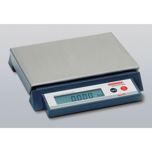 Scales Bench-top scales, capacity 6kg