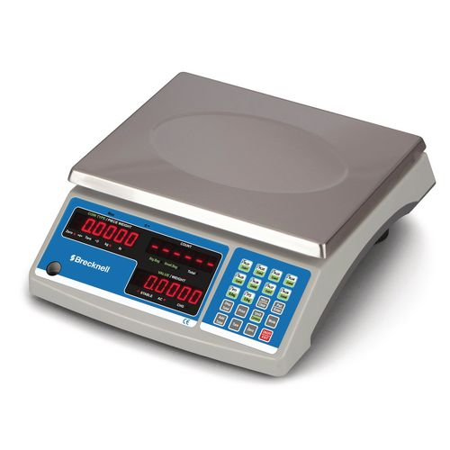 Scales Weigh and count bench-top scales, capacity 15kg