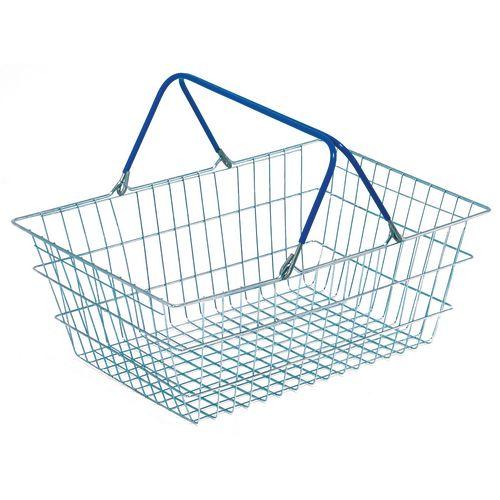 Supermarket self service basket