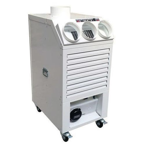 Industrial Air Conditioner : Vented industrial portable air conditioning unit kw