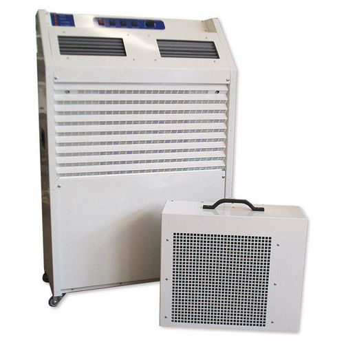 Industrial Air Conditioner : Water cooled industrial portable split air conditioning