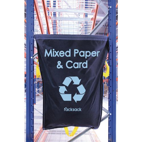 Racksack - Recycling waste sacks - For paper and card