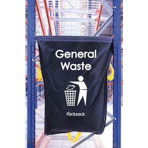 Racksack - Recycling waste sacks - For general waste