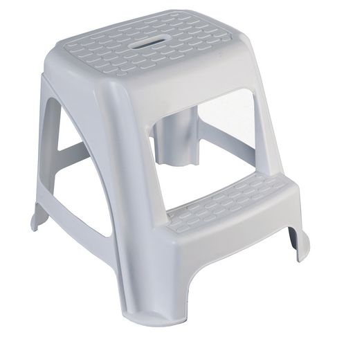 Plastic 2 Tread Step Up 12 Month Guarantee And Free Uk