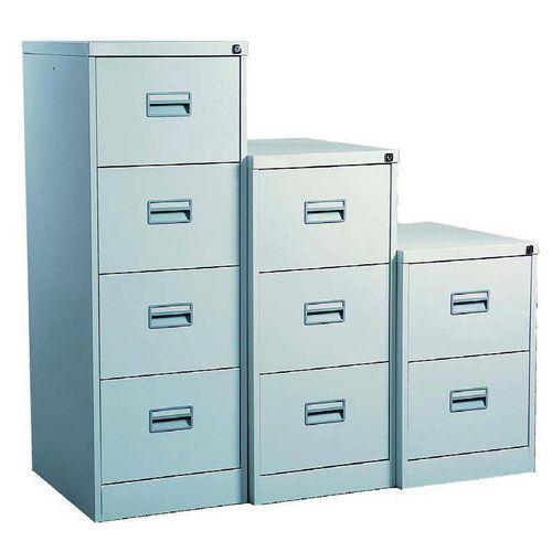 Steel Midi filing cabinets