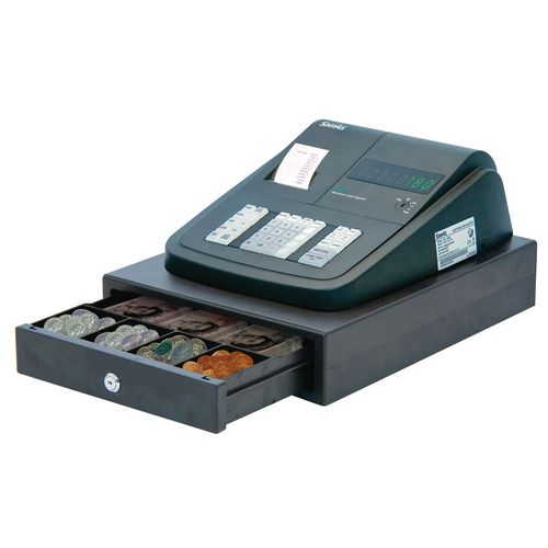 Machines ELECTRONIC CASH REGISTER - -
