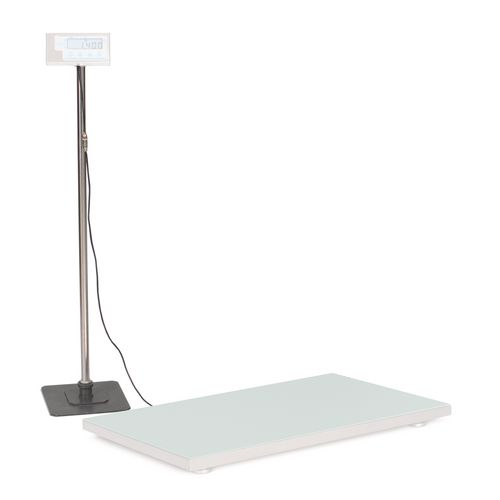 Scales OPTIONAL COLUMN FOR MOUNTING INDICATOR - -