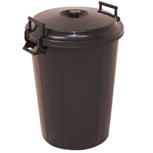Litter Picker MULTIBIN - 100 LITRE BIN WITH CLIP LID