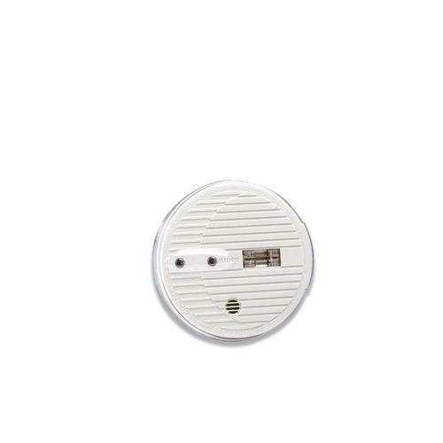 Smoke Alarms 9V BATTERY SMOKE DETECTOR WITH SAFETY LIGHT