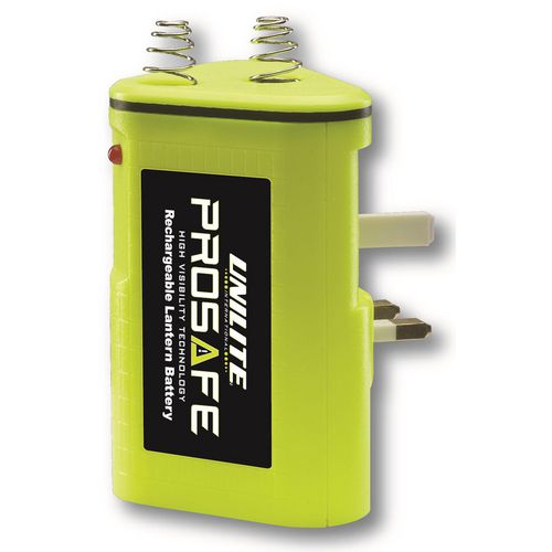 Handheld PLUG-IN RECHARGEABLE LANTERN BATTERY