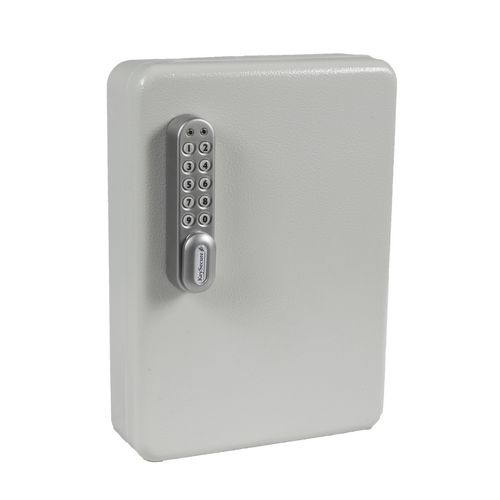 Key Cabinets Key cabinet with push button electronic cam lock
