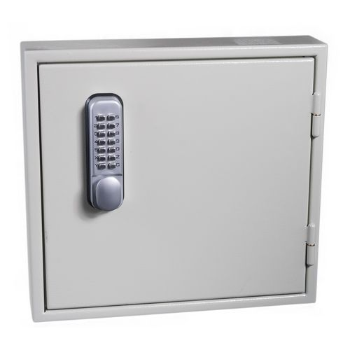 Key Cabinets High security combination cabinet for large bunches and padlocks