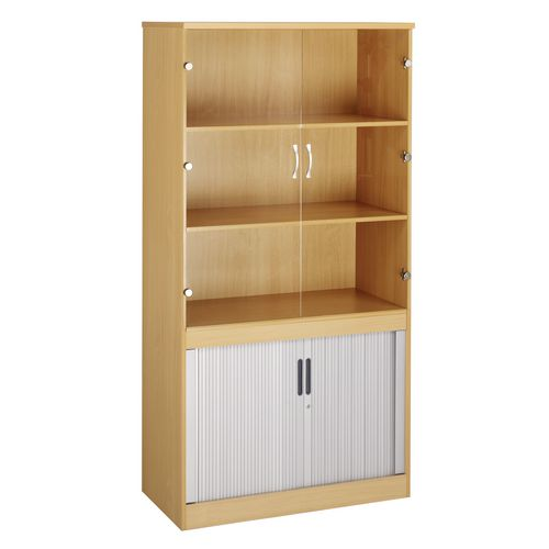 Up To 1200mm High Combination bookcase